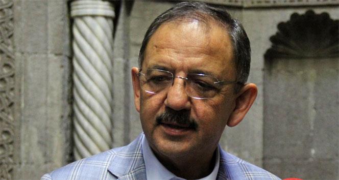 Özhaseki'den Kayserispor'a destek açıklaması