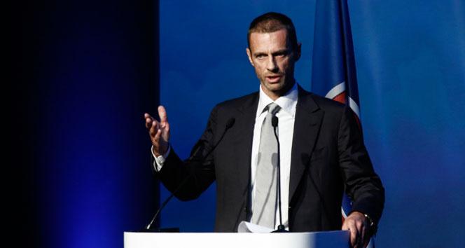 Aleksander Ceferin, yeniden UEFA Başkanı seçildi
