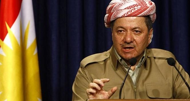 Barzani referandumdan sonra ilk kez Bağdat'ta