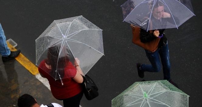 Meteoroloji'den o bölgelere yağış uyarısı! 21 Eylül Cuma yurtta hava durumu