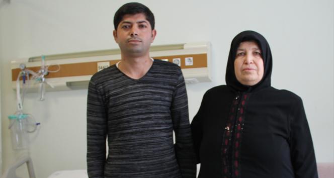 Türkiye'de organ naklinde ilk Suriyeli oldu
