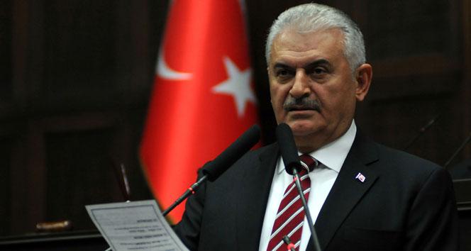 Başbakan Yıldırım'dan Suriye açıklaması...