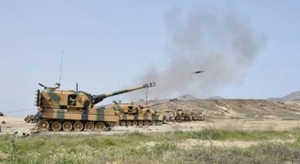 TSKdan El Bab açıklaması: 56 terörist öldürüldü!