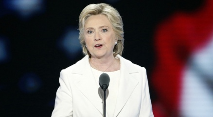 Hillary Clintondan ilk açıklama