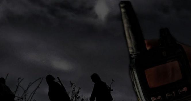 Sason'da PKK'nın sözde sorumlularının kullandığı telsiz bulundu