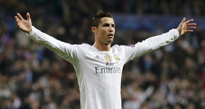 Cristiano Ronaldo, rekorlara doymuyor
