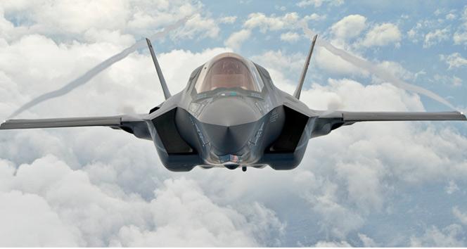 F-35'in düşme nedeni: üretim hatası