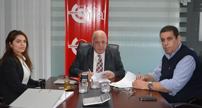 Gifa'dan Tunuslu şirkete 11 milyon euroluk kredi hizmeti