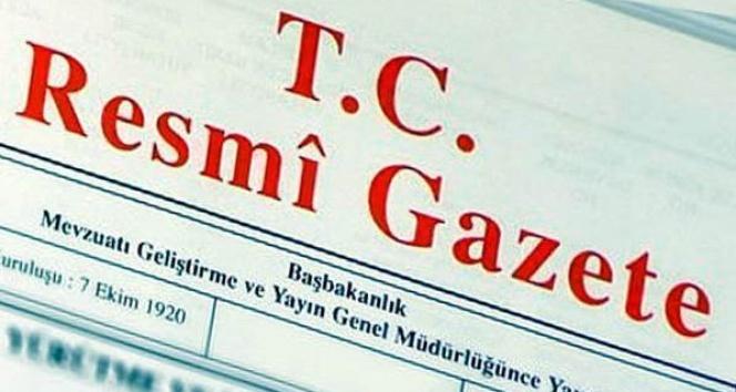 TSK atama kararları Resmi Gazete'de