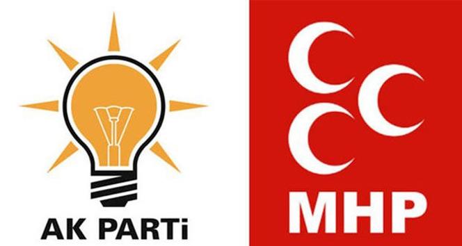 AK Parti ile MHP arasında yerel seçim ittifakı görüşmesi yapılacak