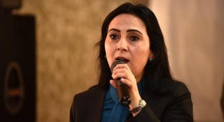 HDP Eş Başkanı Yüksekdağın parti üyeliği düşürüldü