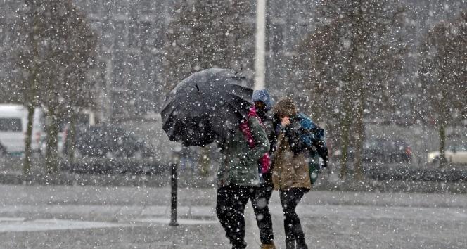 Meteoroloji'den yoğun kar uyarısı! Bu illerde yaşayanlar dikkat  14 Kasım yurtta hava durumu
