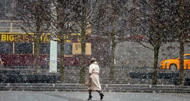 Meteoroloji Genel Müdürlüğü'nden 'kar' açıklaması