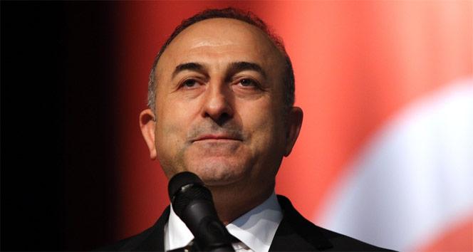 Bakan Çavuşoğlu: Türkiye'de güvenlik sorunu yoktur