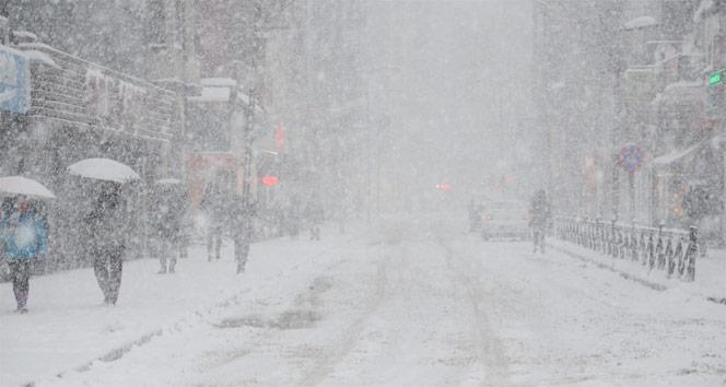 O iller dikkat! Kar geliyor, 22 Şubat 2019 yurtta hava durumu