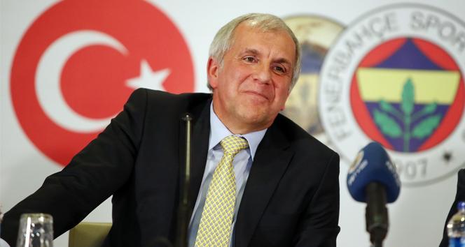 Zeljko Obradovic: 'Anadolu Efes kazanmayı hak etti'