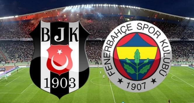 Beşiktaş-Fenerbahçe derbisi pazartesi oynanacak