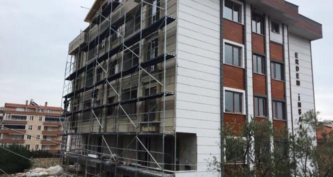 Erdem İnşaat Şimşek Evleri projesini tamamladı