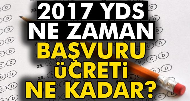 2017 Yds Ilkbahar Donemi Basvurulari Ne Zaman Baslayacak
