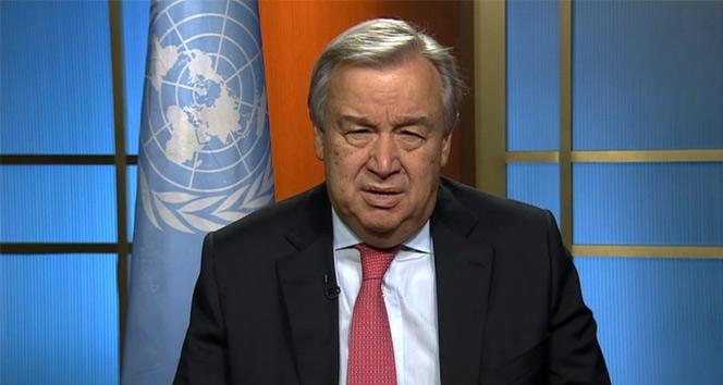 BM Genel Sekreteri Guterresden ateşkes çağrısı: Kontrol edilemez bir krize sürükleyebilir