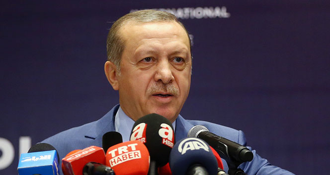 Cumhurbaşkanı Erdoğan bilinmeyen sırrı açıkladı!