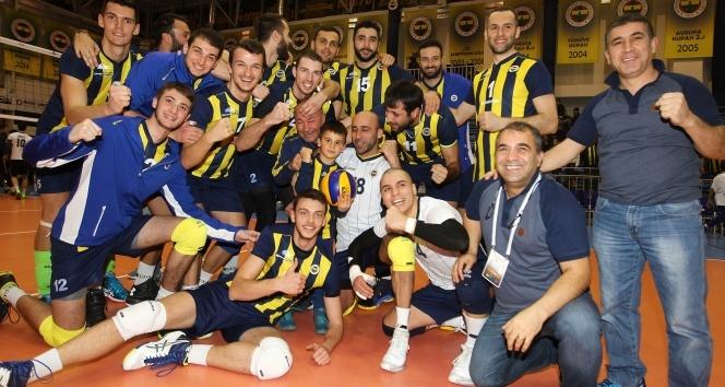 Efeler Ligi: Fenerbahçe: 3 - Beşiktaş: 1 (Maç sonucu)