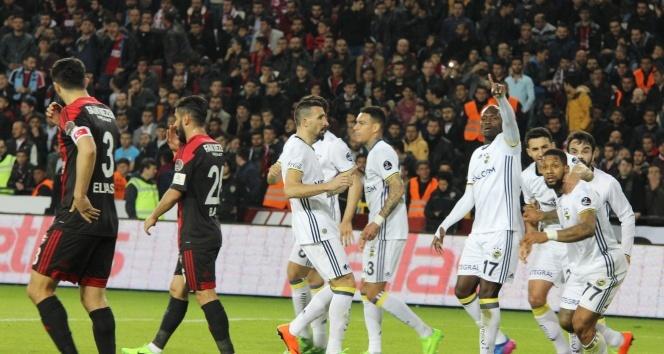 Gaziantepspor Fenerbahçe Maç