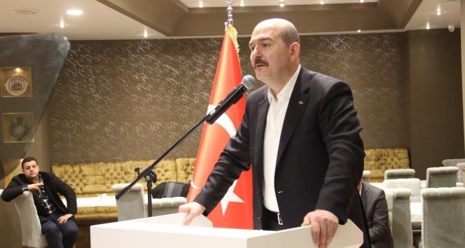 İçişleri Bakanı Soylu: Dünyada bir ülke varsa demokrasiyi hak eden...