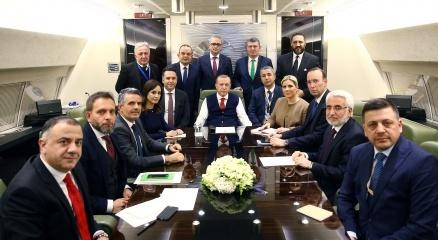 Erdoğandan karargah rahatsız manşetine bir tepki daha