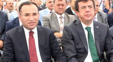 Almanyadan bir skandal daha: Türk bakanlara izin yok