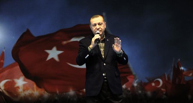 Cumhurbaşkanı Erdoğandan Almanyaya tokat gibi sözler