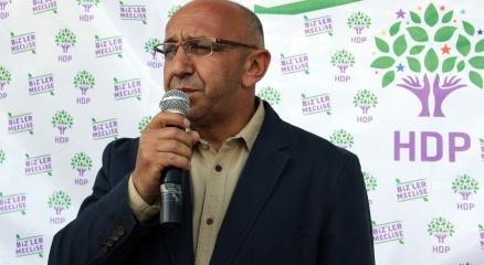 Hakkında zorla getirilme kararı bulunan HDPli vekil Önlü, ifade verdi