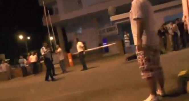 Kemer'de cinayet gerginliği