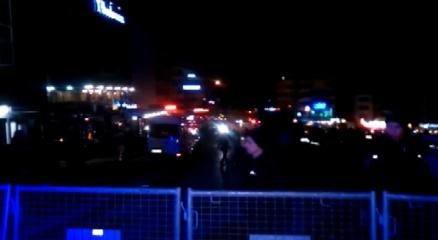 Hollandanın Ankara Büyükelçiliği giriş ve çıkışlara kapatıldı