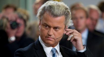 Hollandalı ırkçı politikacı Wildersden küstah paylaşım!