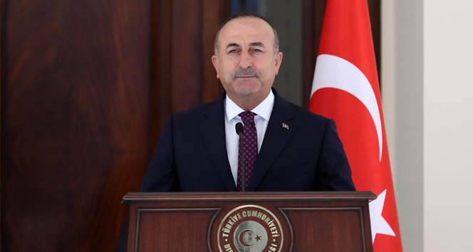 Bakan Çavuşoğlu, İzlanda Dışişleri Bakanı ile görüştü
