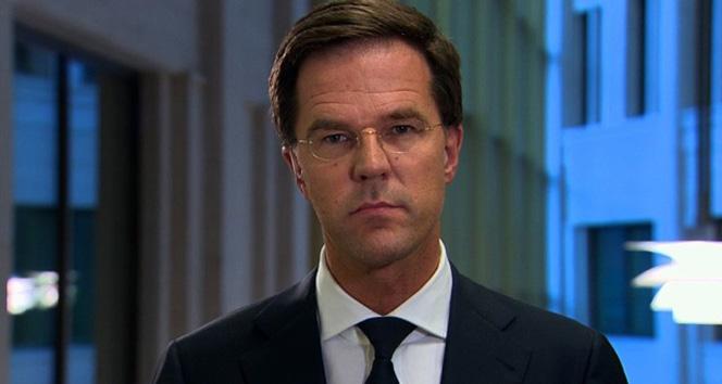 Hollanda Başbakanı Mark Rutte'den 'özür' açıklaması