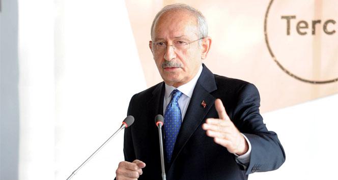 Kılıçdaroğlu: 'Hollanda ile ilişkilerin tamamını alın askıya'