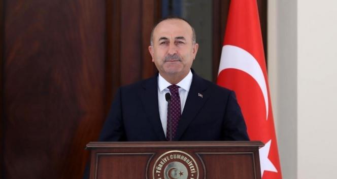 Bakan Çavuşoğlu'ndan İran açıklaması: 'İran'daki olayları iki lider destekliyor'