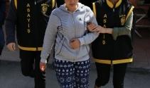 İki yıldır aranan FETÖ'nün büyük bölge talebe sorumlusu kadın tutuklandı