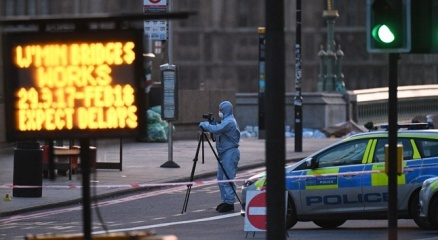 Londra saldırısında yaralıların ülkeleri belli oldu