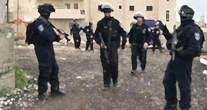 İsrail askerleri 10 yaşındaki çocuğu alıkoydu