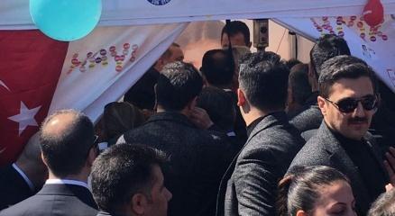Cumhurbaşkanı Erdoğandan Hayır çadırına ziyaret