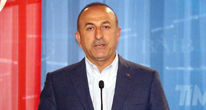 Çavuşoğlu: 'Hiç kimse bizi NATO'dan çıkaramaz, bu teknik açıdan mümkün değildir'