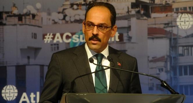 'Uluslararası toplum İsrail'e karşı harekete geçmeli'