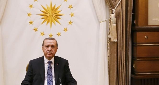 Cumhurbaşkanı Erdoğan, Hisarcıklıoğlu'nu tebrik etti