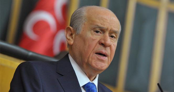Devlet Bahçeli: 'İstanbul kukla ve proje isimlere teslim edilemeyecek kadar önemli ve öncelikli bir kenttir'