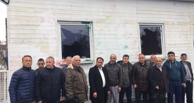 Almanya'da camiye bir ayda ikinci saldırı