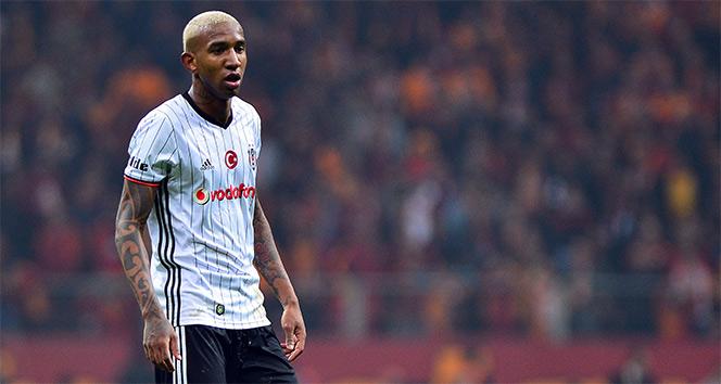 Talisca: 'Elimden geldiği kadar Beşiktaş'ın formasını terletmek istiyorum'