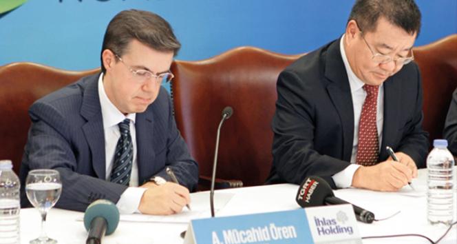 İhlas'tan Çin'le ortaklık ve stratejik iş birliği anlaşması